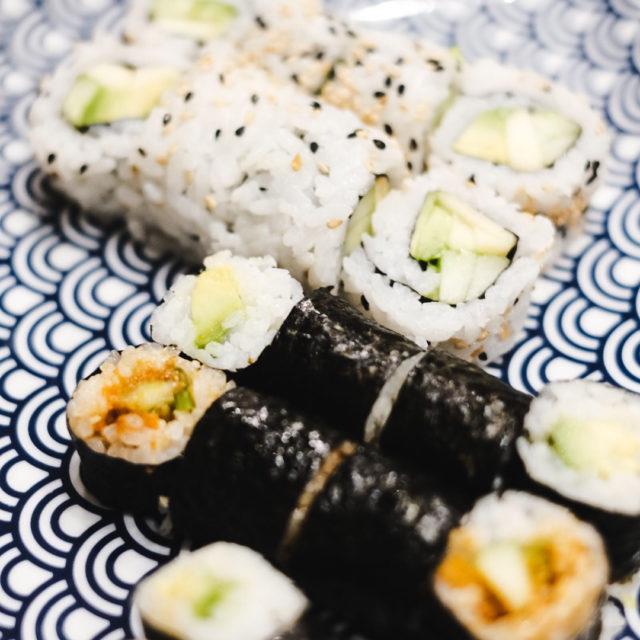 Jai toujours ador les sushis Jaaadoooook je vous lpargne Jehellip
